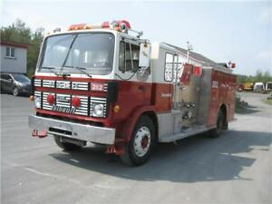 1990 – Mack MS300 – Firetruck
