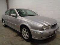 JAGUAR X-TYPE , 2002/52 REG **ONLY 51000 MILES + HISTORY** YEARS MOT , FINANCE AVAILABLE , WARRANTY