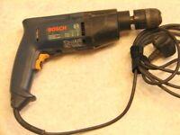 Bosch mains drill