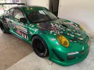 2010 Porsche 911 GT3 Cup RSR 0 Green