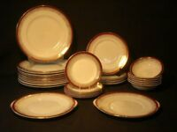 Quantity of vintage dinner ware,Dinner,Lunch,Tea plates,Bowls,Cake plates...
