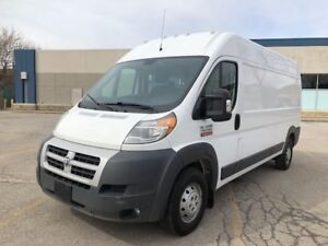2014 Ram ProMaster 2500 High Roof|3 Passenger|Accident Free|