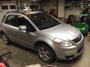 2010 Suzuki SX4 JX Hatchback AWD (ALL WHEEL DRIVE) Regina Regina Area image 3