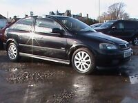VAUXHALL ASTRA 1.6 SXI 3 DR BLACK 1 YRS MOT CLICK ONTO VIDEO LINK FOR MORE INFORMATION OF THIS CAR