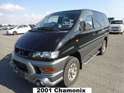 2001 Mitsubishi Delica 8 seat FOUR-WHEEL-DRIVE make great camper Coraki Richmond Valley Preview