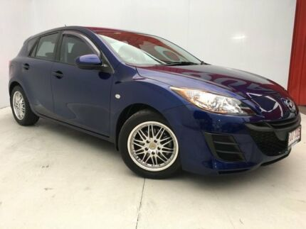 2009 Mazda 3 BL10F1 Neo Activematic Blue 5 Speed Sports Automatic Hatchback