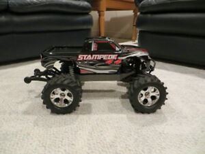 TRAXXAS STAMPEDE 4X4 UPGRADED!!!