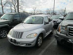 2004 Chrysler PT Cruiser Classic CERTIFIED FOR THIS GREAT PRICE