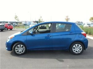 2012 Toyota Yaris Si Hatchback Good condition