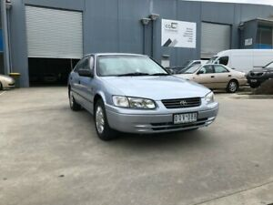 1997 Toyota Camry MCV20R CSi Blue 4 Speed Automatic Sedan Newport Hobsons Bay Area Preview
