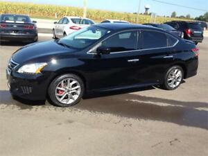 2014 Nissan Sentra SR LOAED ONLY 52KM MINT!!
