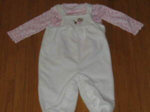 CARTERS 2 PCE  BABY 6MTH
