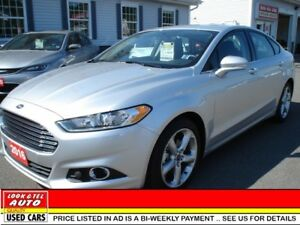 2016 Ford Fusion SE $22995.00 with $2K Down or Trade in* SE