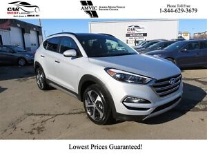 2017 Hyundai Tucson 1.6L TURBO | MOONROOF | LEATHER | BACK-UP CA