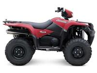 *Factory Demonstrator* Suzuki 750 KingQuad EPS Only 111 miles!