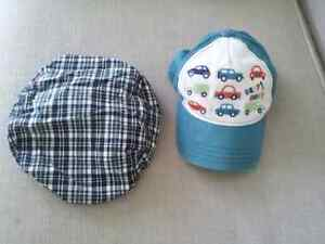 2 Gymboree Hats Size 2T- 3T