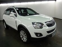 2013 Holden Captiva CG MY14 5 LT White Sports Automatic Wagon Albion Brimbank Area Preview