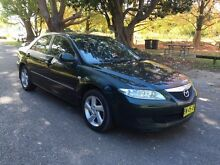 2002 Mazda 6 Sedan - 5 Months Rego, Manual, 2.3L, Towbar, A/C Hornsby Hornsby Area Preview