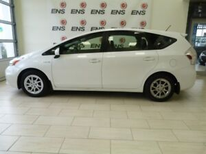 2012 Toyota Prius V with Luxury Package