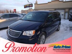 Chrysler Town & Country 2016 TouringL-Cuir-7Pas-EcranTac a vendr