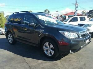 2013 Subaru Forester MY13 2.5I-L Grey Continuous Variable Wagon Greenacre Bankstown Area Preview
