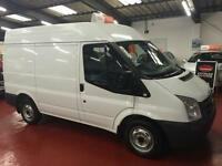 2011 (61) FORD TRANSIT Medium Roof Van TDCi 85ps