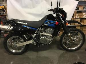 2017 Suzuki DR650SE 36 month warranty, $6299