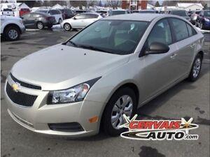 Chevrolet Cruze LS A/C  *Bas Kilométrage* 2013