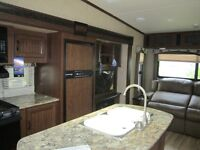2015 Jayco Eagle 28.5RSTS Fifth Wheel