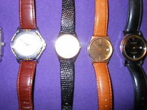 Various Watches with Leather band Gatineau Ottawa / Gatineau Area image 4