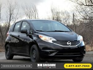 2014 Nissan Versa Note SV A/C CRUISE ABS BLUETOOTH