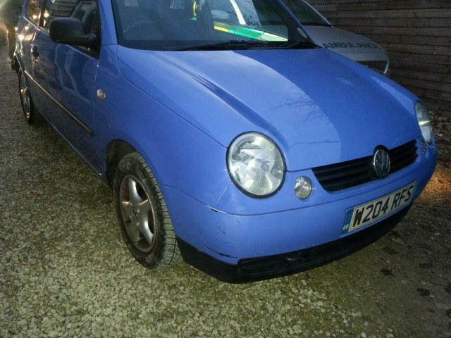 Volkswagen Lupo 1.0 Cheap and cheerful runabout with