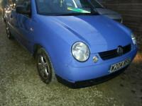 Volkswagen Lupo 1.0 Cheap and cheerful runabout with 12 months MOT