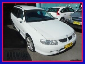1998 Holden Commodore VT Acclaim White Automatic Wagon Villawood Bankstown Area Preview