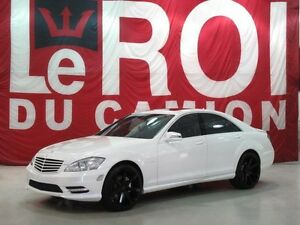 Mercedes-Benz Classe-S S550 4MATIC AMG PACKAGE 2012