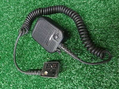 Ge Ericsson Ma Comm M-rk Mrk Mr-k Uhf Vhf Speaker Mic With Ear Bug Jack