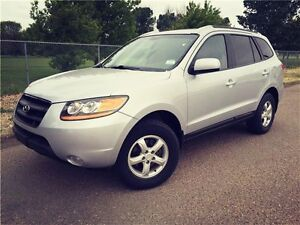 2009 Hyundai Santa Fe GLS SAFETIED/ PRIVATE SALE