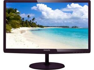 "Philips 24"" Class IPS LED Monitor w/ MHL-HDMI (247E6QDSD"