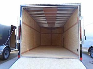 LOW PRICE, ALL ALUMINUM ENCLOSED W/ RAMP DOOR - 7X14 AMERALITE! London Ontario image 2