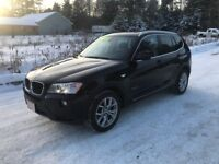 2013 BMW X3 28i Muskoka Ontario Preview