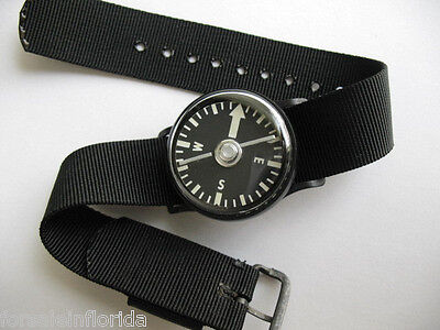 New Cammenga Military Tritium Wrist Compass   For Direction Bearing   Aug  2017