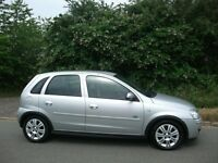 2006 DIESEL ONLY £30 PER YEAR ROAD TAX 1246cc CORSA 5 DOOR
