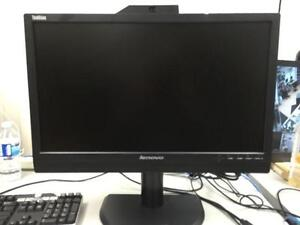"""New and Used  19"""", 17 , 20 """" 22 """" 27"""" 28""""  LCD LED monitors ThinkVision LT2223z 21.5-in  call us"""