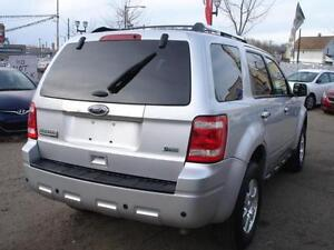 2011 FORD ESCAPE LIMITED 4X4 LEATHER SROOF-100% APPROVED FINANCE Edmonton Edmonton Area image 3