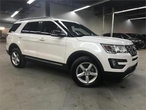 FORD EXPLORER XLT 2016 / TOIT / CAMERA / 7 PASSAGERS / 141500KM!