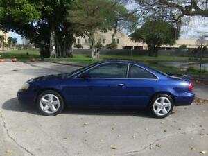 2001 Acura CL TYPE-S AUTOMATIC COUPE