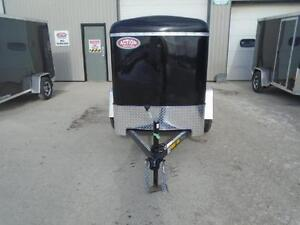 4x6 Atlas Enclosed - EASY TO HAUL W/ ANY VEHICLE!! London Ontario image 2