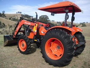 Kubota M7040 DH in Mint Condition Gloucester Gloucester Area Preview