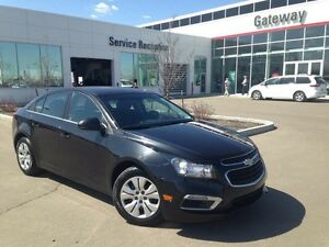 2015 Chevrolet Cruze LT Power Windows, Door Locks, Mirrors, Stee