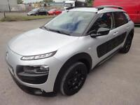 LHD 2015 Citroen C4 Cactus 1.6 eHDI Auto SPANISH REGISTERED